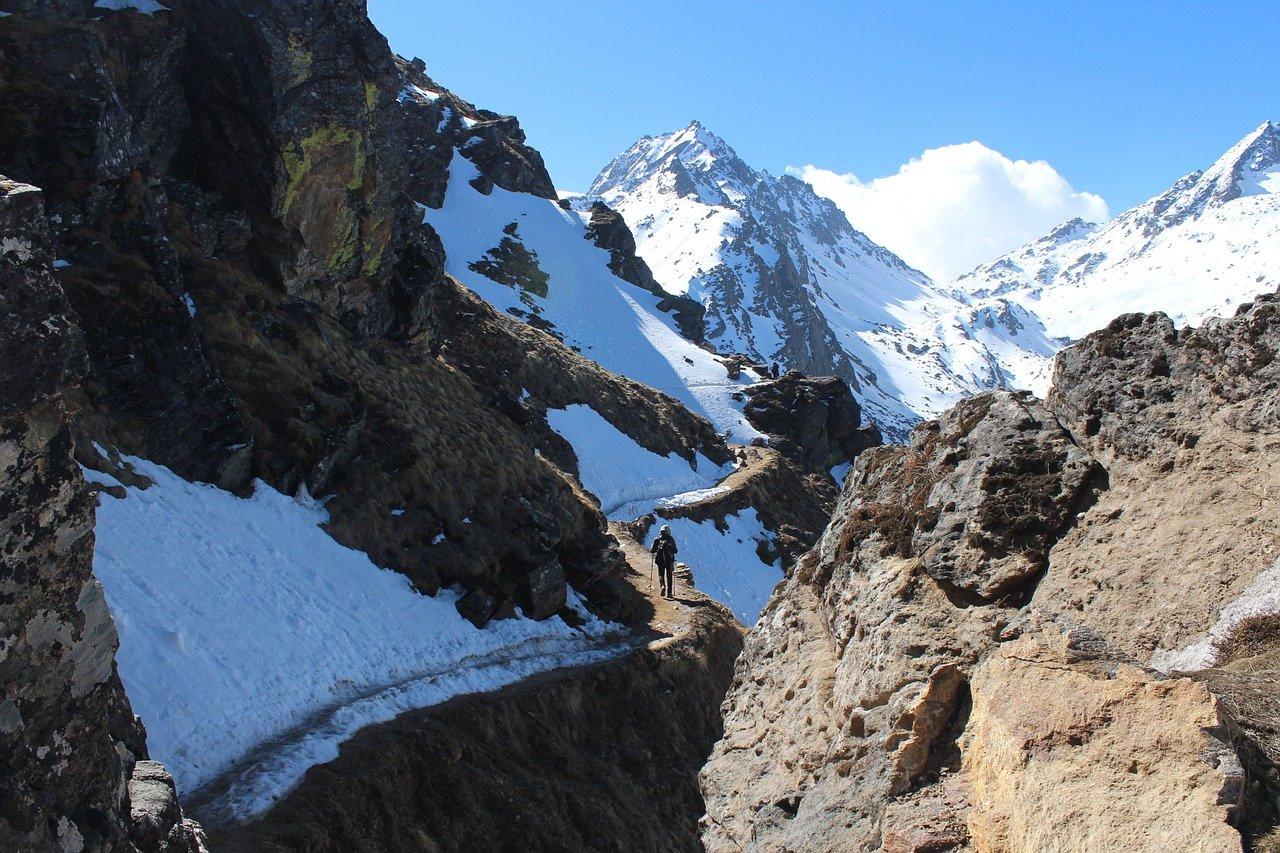 Nepal Langtang Trekking Nepal Trekking S