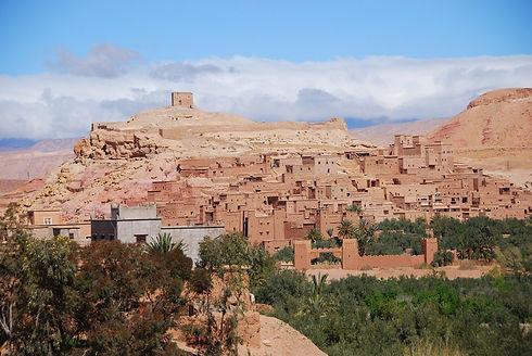 Ouarzazate, Morocco skyline.jpg