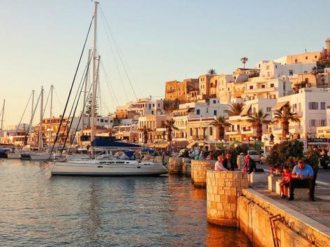 Port Yachts Historic Center City Naxos I