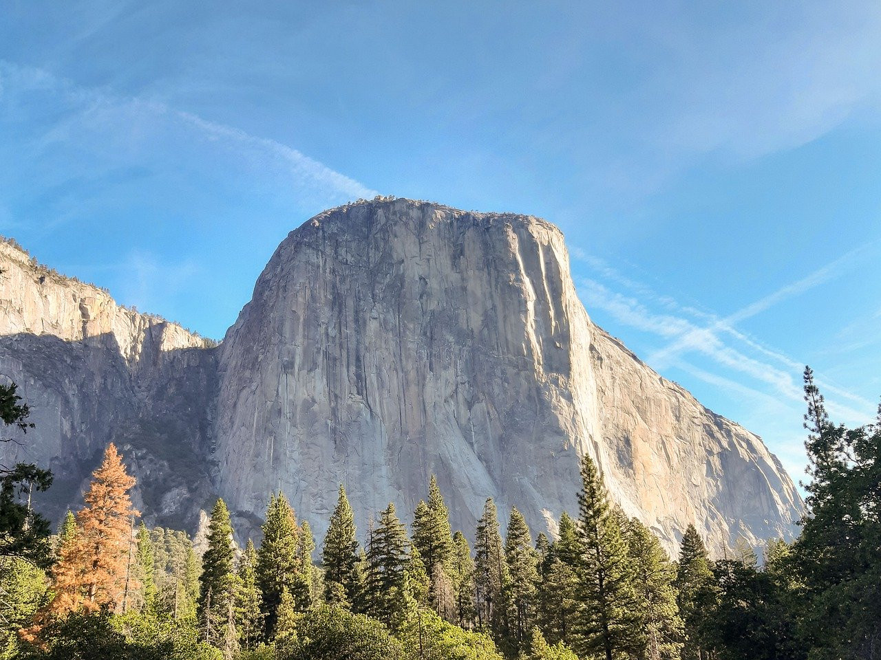 Guided Hiking Through Sequoia, Kings Canyon and Yosemite