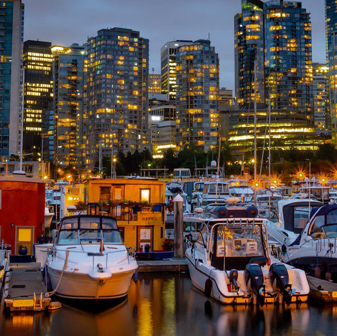 Vancouver: A Getaway for All Ages