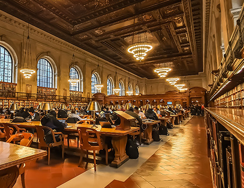 New York Public Library – Oddities and Curiosities