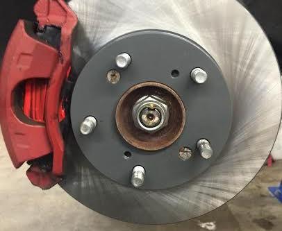 Honda Brakes