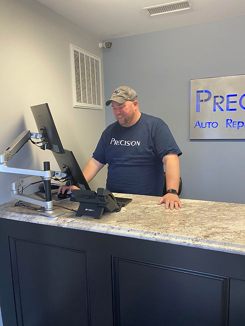 precision auto repair west springfield m