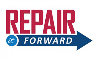 2nd Annual Repair it Forward is here