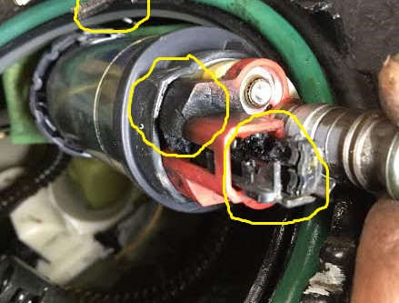 Subaru Fuel Pump Repair