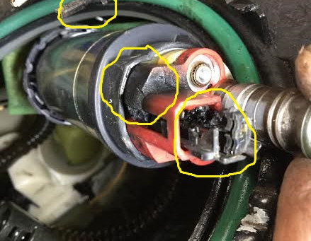 Subaru Fuel Pump Repair