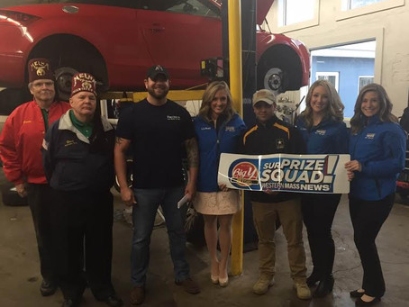 Auto Repair for Charity