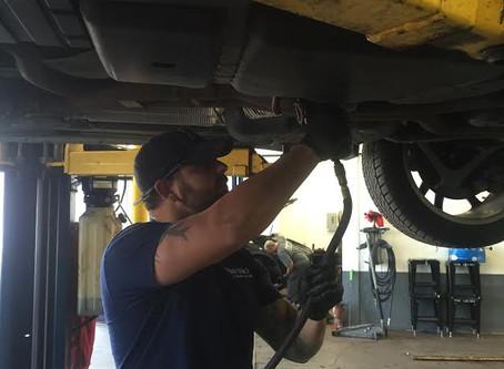 Porsche Vibration Repair