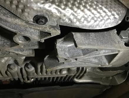 BMW noise when braking while turning