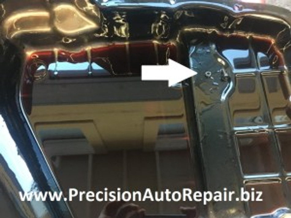Jeep transmission repair
