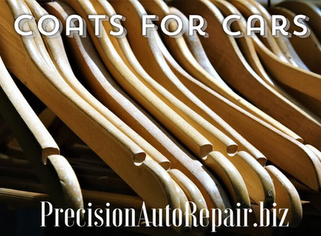 Coats For Cars 2017