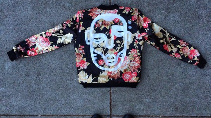 Floral Bomber Series