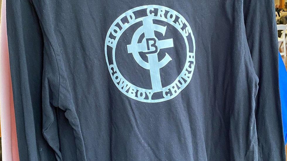 Black Long Sleeve Tshirt