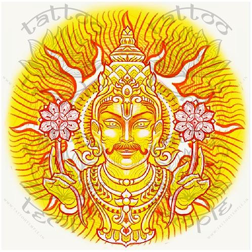 Surya / Sun