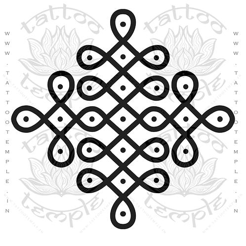 Kolam for Protection
