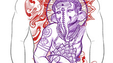 Lord Ganesha - Remover of Obstacles - Tattoo Imagery, Stories & Symbolism
