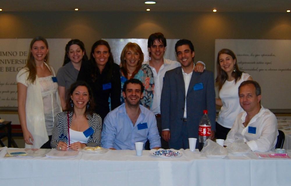 Equipo de investigación en psicología clínica del Dr. Andrés Roussos