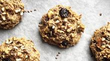 Trail Mix Breakfast Cookies