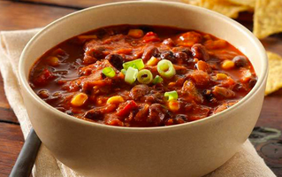 CHILI BLACK BEAN SOUP