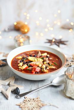 Turkey & Bean Soup
