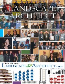 Landscape Architect Magazine December Edition - Chapter Overview