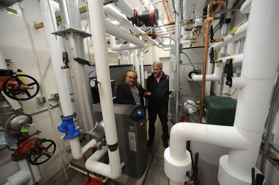 "Feature: ""New low-income senior housing project keeps things warm with underground alternative"