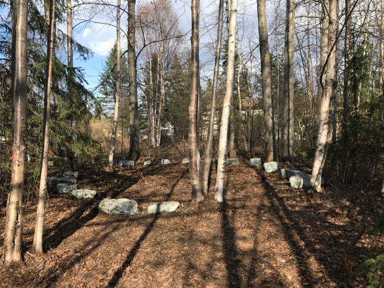 Schools on Trails: Campbell Elementary at Wolverine Park