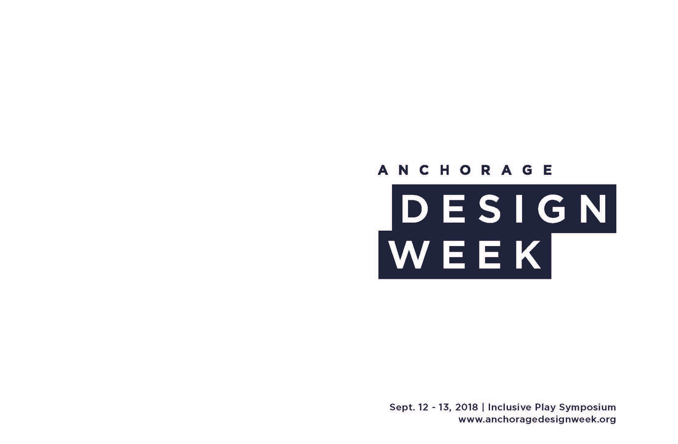Anchorage Design Week Inclusive Play Sym