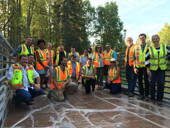 2019 Legislative Site Tours and Landscape Architecture Celebration
