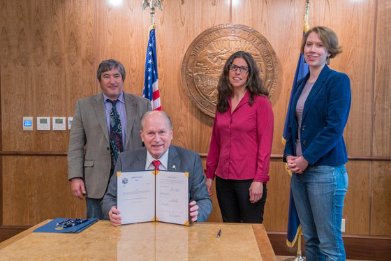Bill HB 48 Signed by Gov. Bill Walker