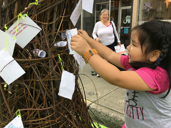 Anchorage Press: Park(ing) Day Feature