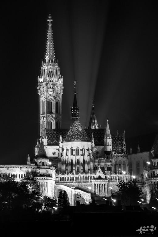 Eglise calviniste de Budapest