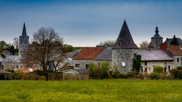 Falaën, Wallophoto, plus beaux villages de Wallonie, mai 2021