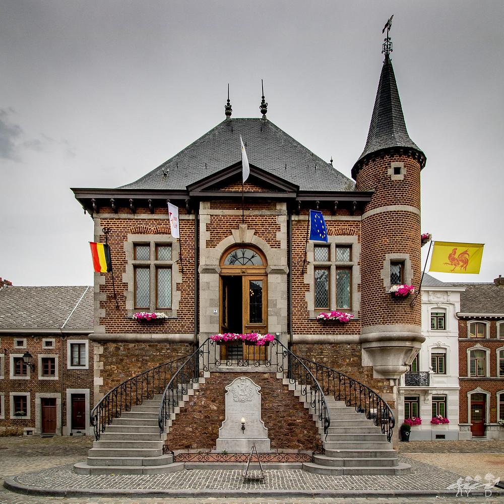 Hôtel de ville de Clermont-sur-Berwinne