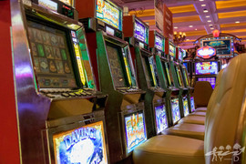 Las-Vegas by night, photographie, Nevada, Casino