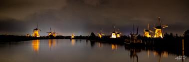 Moulins de Kinderdijk