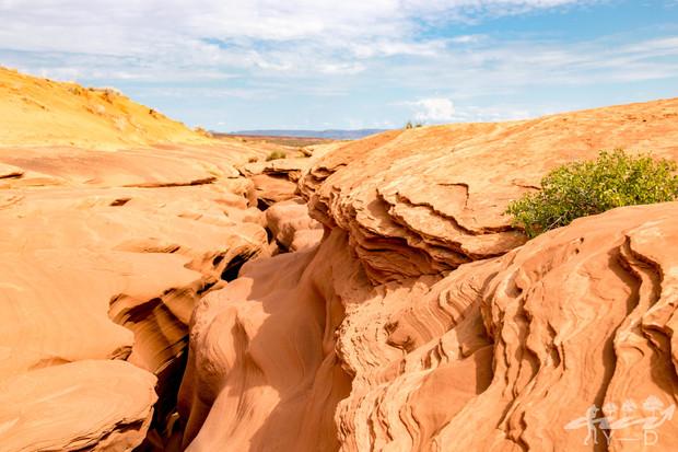 Lower Antelope canyon, Arizona, Etats-Unis