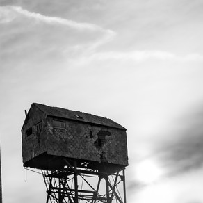 Urbex à Martelange, l'ardoisière abandonnée