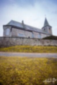 Ragnies, Eglise Sait-Martin, Walloni, Belgique