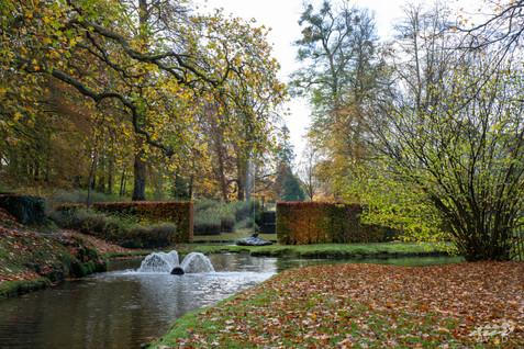 Le gros Bouillon, les jardins d'Annevoie