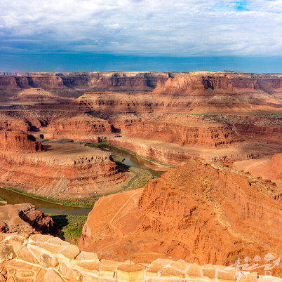 Canyonlands, dead horse state park