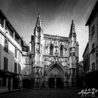 Collégiale Saint Pierre, Avignon, Wallophoto 2019