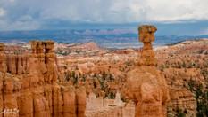 bryce canyon, le marteau de Thor