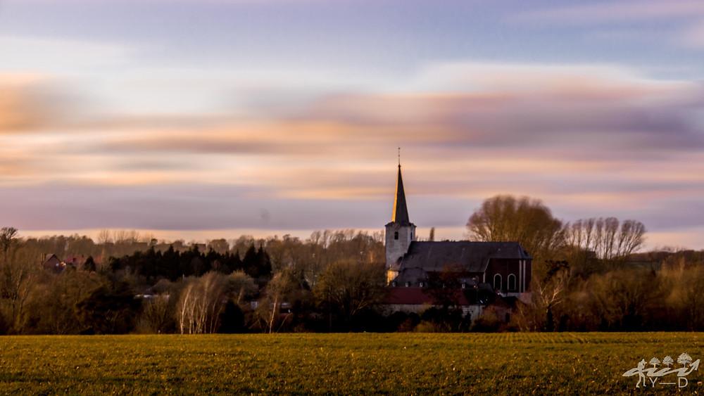 Mélin, Wallonie, Belgique, Wallophoto mars 2019
