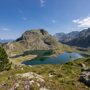Chamrousse et ses lacs de montagne