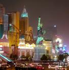 Las-Vegas, photographie de paysage, New York New york