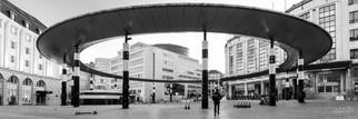 Gare Cetrale, Bruxelles, Wallophoto, Février 2021
