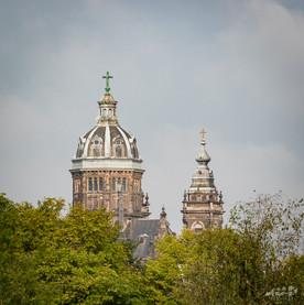 Eglise Saint-Nicolas d'Amsterdam