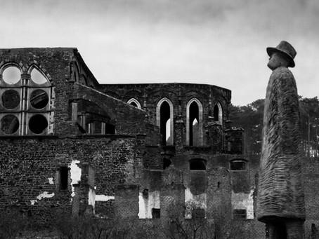 Expo Folon à l'abbaye de Villers
